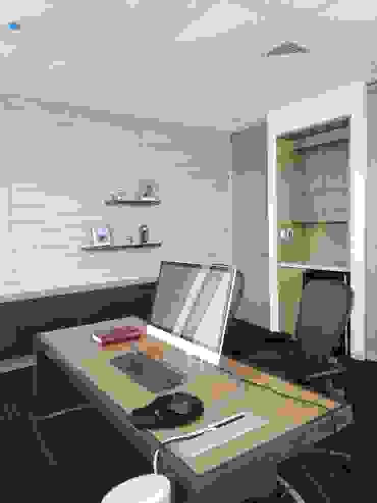 Estudio R&R Modern study/office