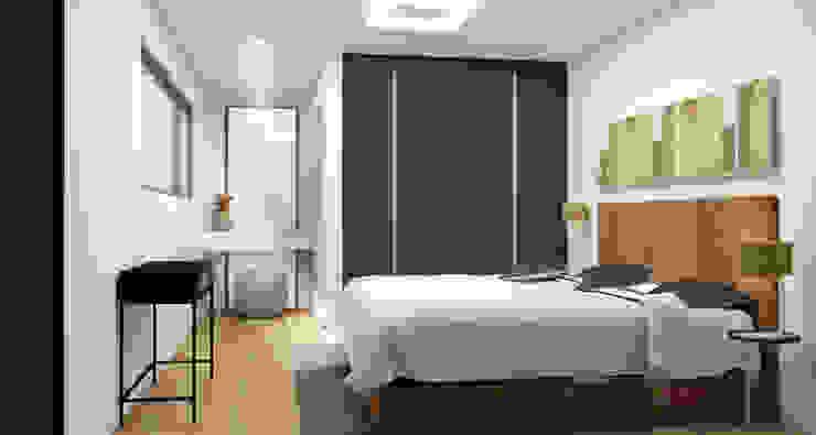 Interior   내부 - 침실 공간제작소(주) 작은 침실