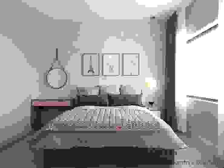 Thiết Kế Nội Thất Căn Hộ Masteri An Phú 2 Phòng Ngủ Phòng trẻ em phong cách hiện đại bởi Deco Việt Hiện đại