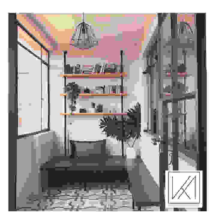 Apartment Killarney by KA.Architecture+Design Modern