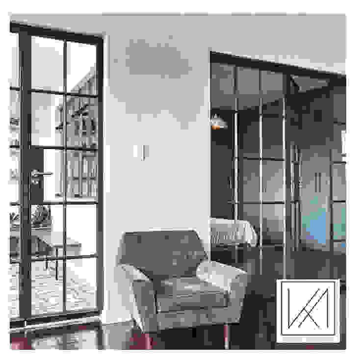Apartment Killarney Modern living room by KA.Architecture+Design Modern