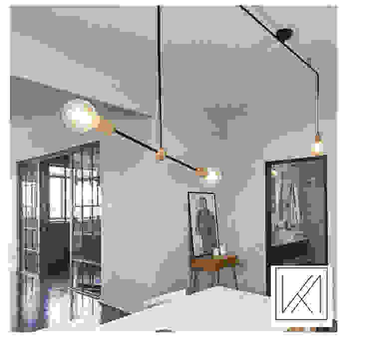 Apartment Killarney Modern dining room by KA.Architecture+Design Modern