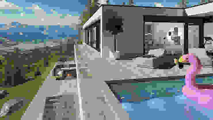 Einfamilienhaus (Projekt 259) Karl Kaffenberger Architektur | Einrichtung Villa Weiß