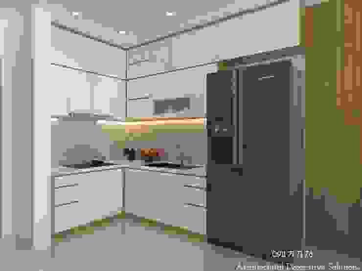 Nội thất nhà bếp Deco Việt Nhà bếp phong cách hiện đại