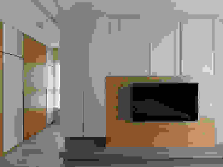 清雅居 根據 拾雅客空間設計 現代風 合板