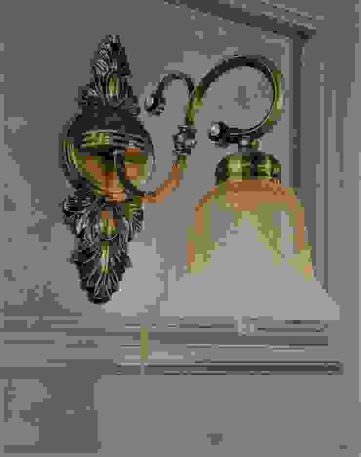 ENTRANCE LAMP.......... by Monoceros Interarch Solutions Asian Aluminium/Zinc