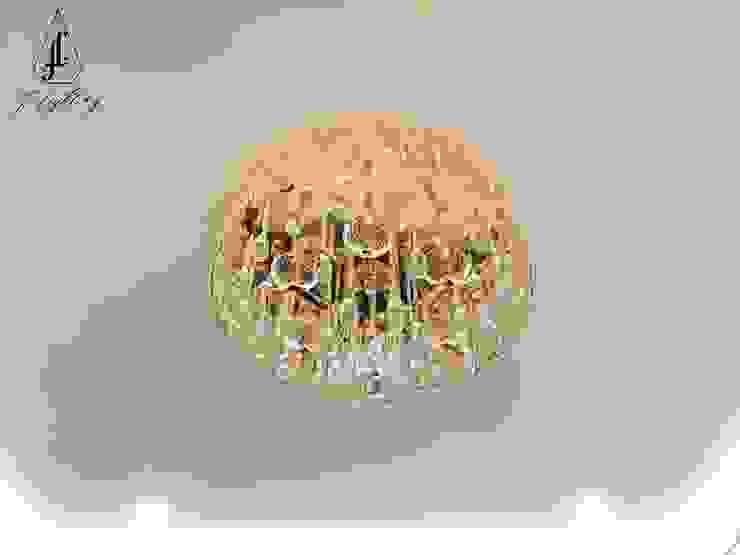 Quản lý Công ty CP Fashion Lighting Global Balconies, verandas & terraces Lighting Đồng / Đồng / Đồng thau Amber/Gold