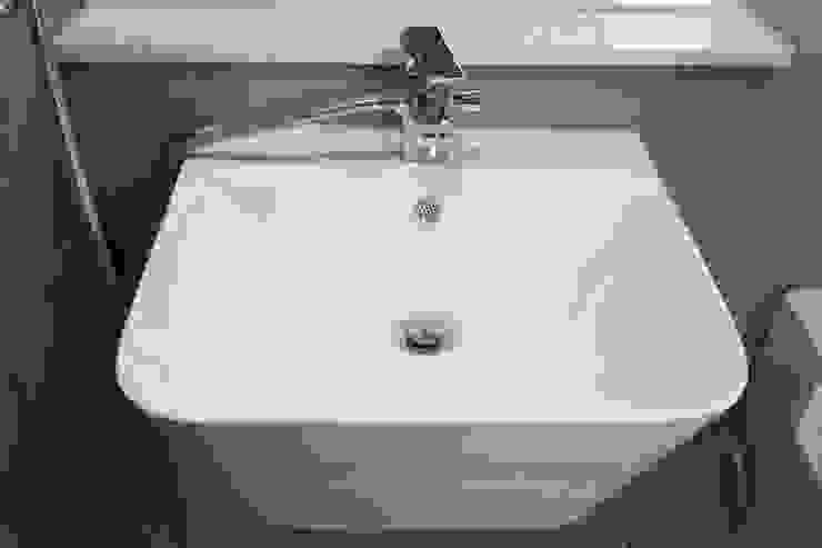 욕실인테리어 모던스타일 욕실 by 디자인모리 모던
