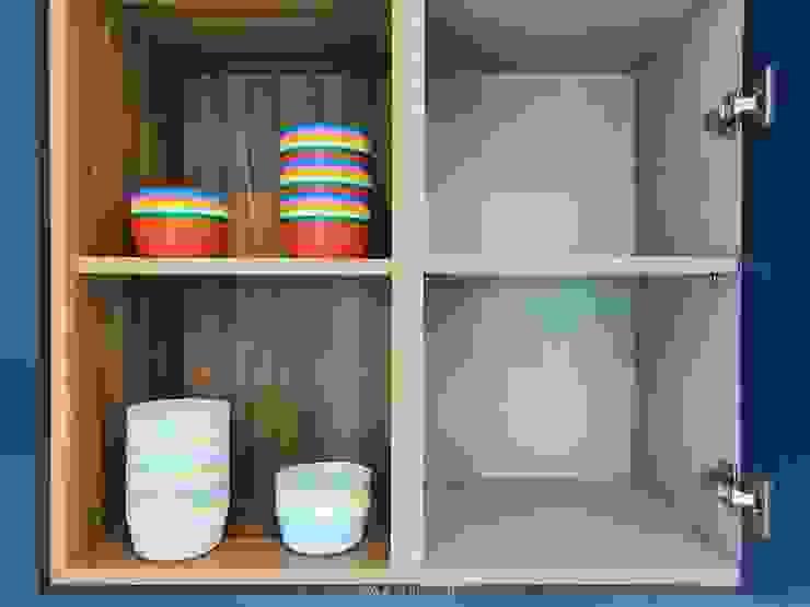 ชุดครัว สี Midnight Blue BAANSOOK Design & Living Co., Ltd. ตกแต่งภายใน