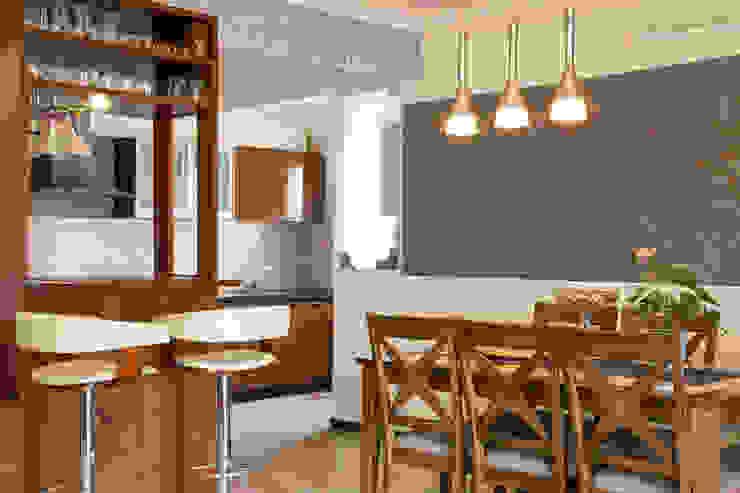 Salarpuria Greenage Tabula Rasa Classic style dining room