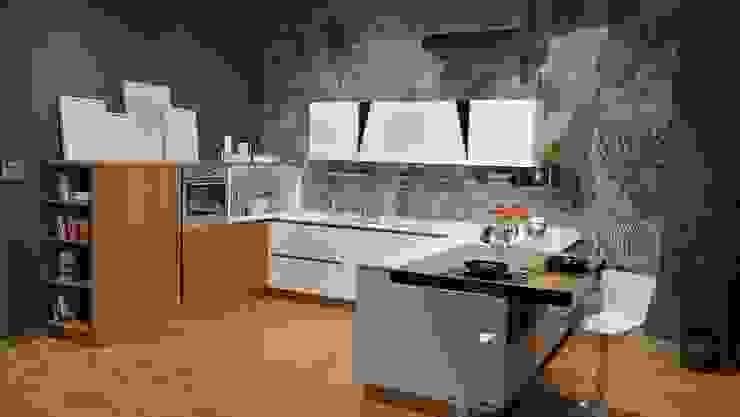 Stosa Cucine - modello Infinity di Formarredo Due design 1967 Moderno