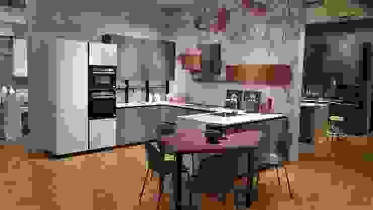 Stosa Cucine - Metropolis di Formarredo Due design 1967 Moderno