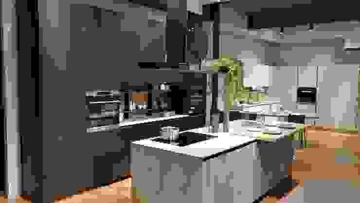 Stosa Cucine - modello Aliant di Formarredo Due design 1967 Moderno