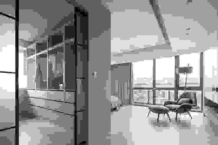 嵐然 耀昀創意設計有限公司/Alfonso Ideas 臥室