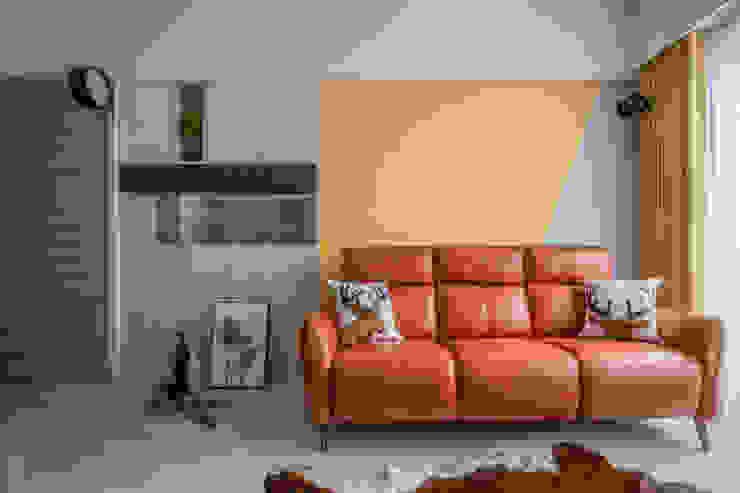 煦.序 大里室內設計 客廳