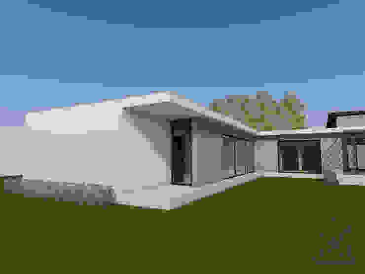 Modern Houses by KA.Architecture+Design Modern