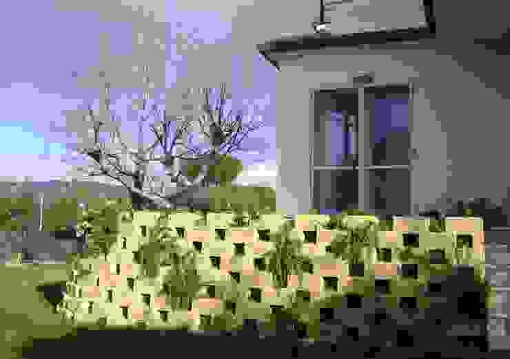 Particolare terrapieno in garden block di Arch. Sara Pizzo - Studio 1881 Moderno