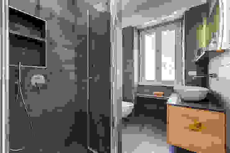 Montesacro Residence EF_Archidesign Bagno moderno
