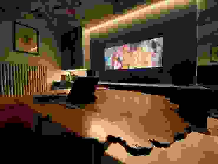 Moderne mediakamers van Federica Rossi Interior Designer Modern