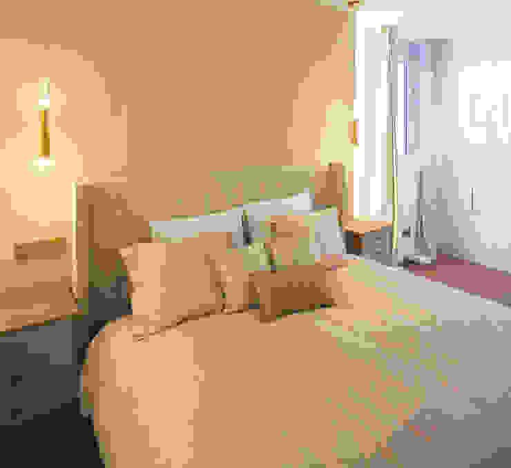 Dormitorio principal Dormitorios de estilo moderno de WINK GROUP Moderno