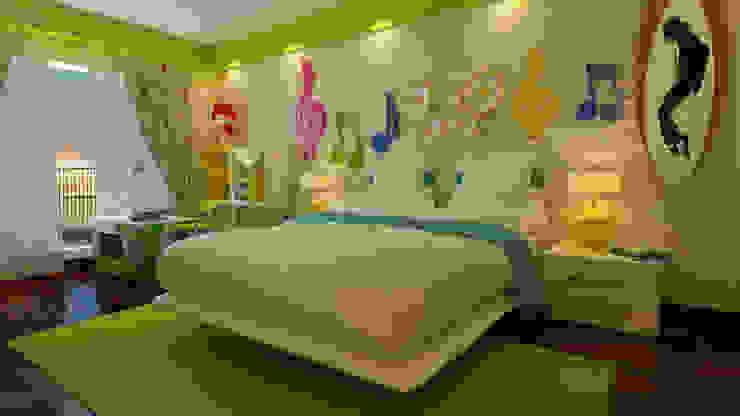 Kids Room by HC Designs Modern Plywood