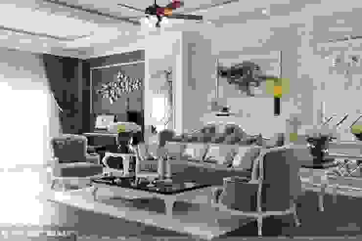 Công Ty TNHH Xây Dựng Và Thiết Kế Nội Thất Lim Group HouseholdStorage MDF White