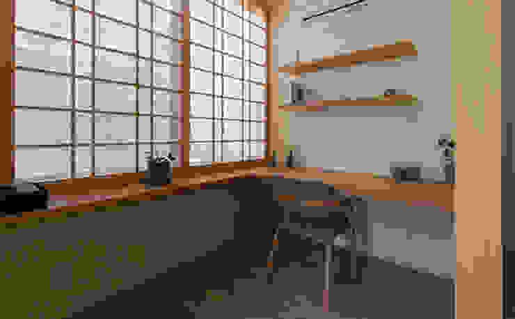 環アソシエイツ・高岸設計室 Studio in stile asiatico