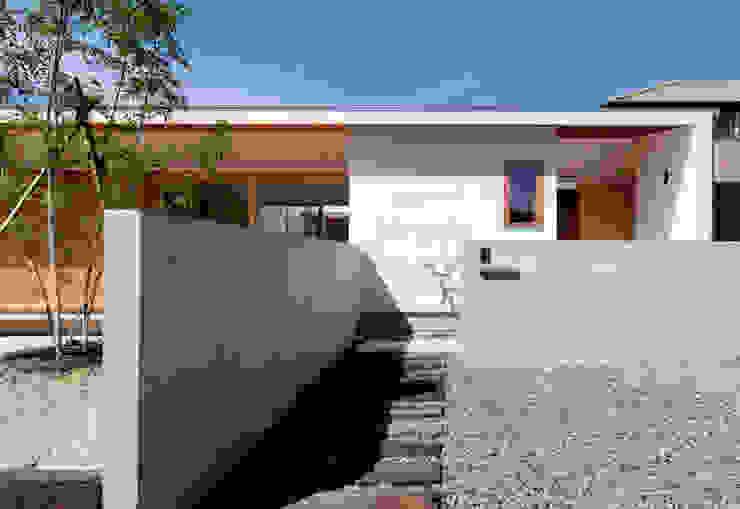 Scandinavian style houses by 松原建築計画 / Matsubara Architect Design Office Scandinavian Wood Wood effect