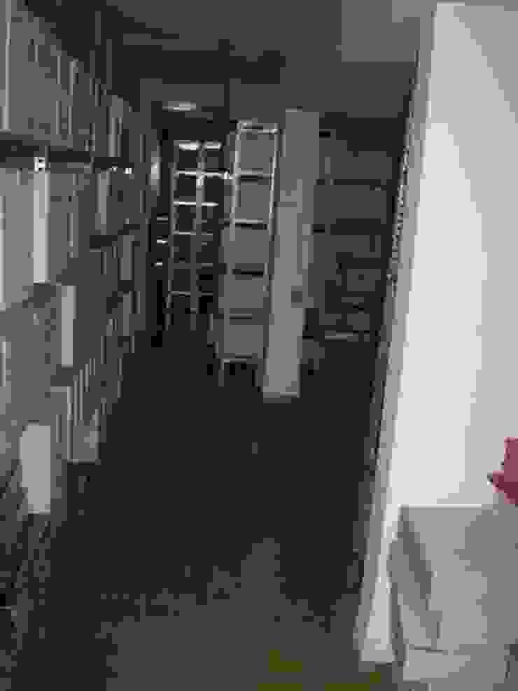 Estado Inicial Oficinas OCTANS AECO Estudios y despachos de estilo moderno