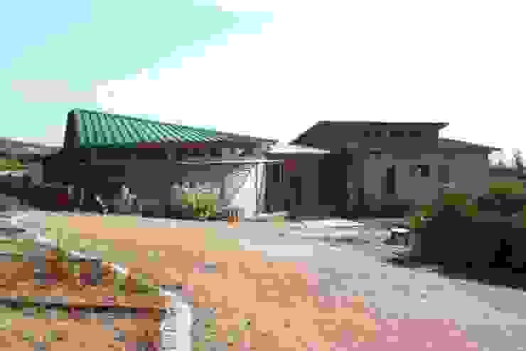 Casa Chauriye, Yunquen, Chile Casas de estilo rural de MONAGHAN DESIGN SAS Rural Derivados de madera Transparente