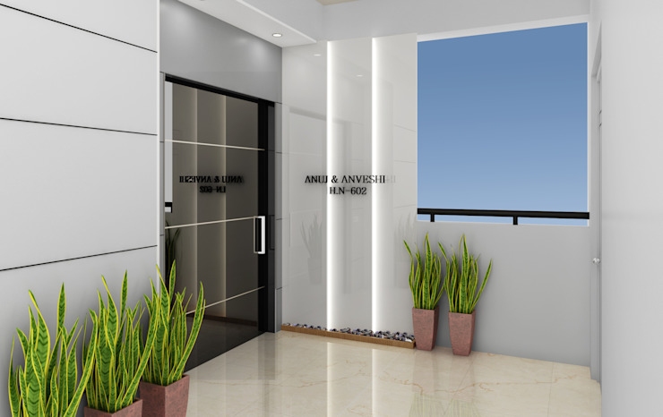 Grand Entry Gate Design by Designers Gang