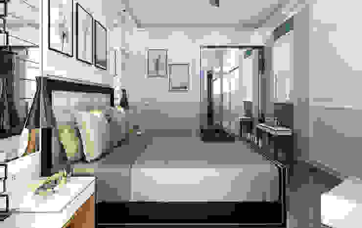 Splendid Luxury Bedroom by Designers Gang
