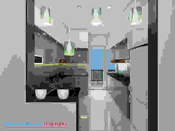 Modular Kitchen option by Designers Gang