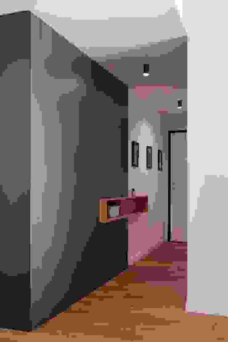studioSAL_14 Modern Living Room Wood Green