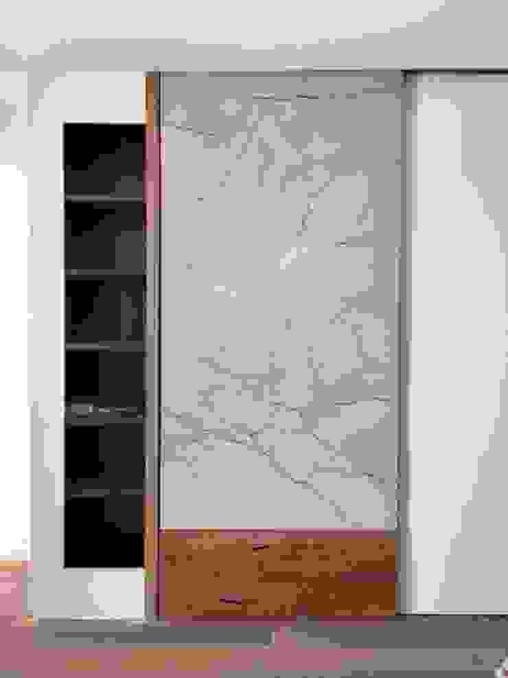 studioSAL_14 Modern Living Room Marble Beige