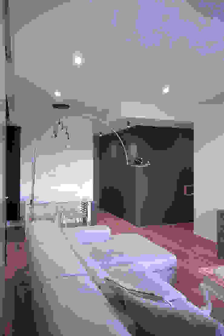 studioSAL_14 Modern Living Room Wood