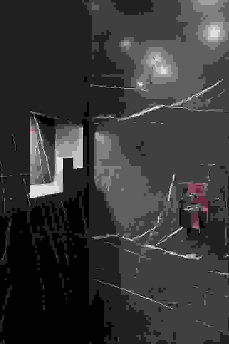 studioSAL_14 Modern Bathroom Marble Black