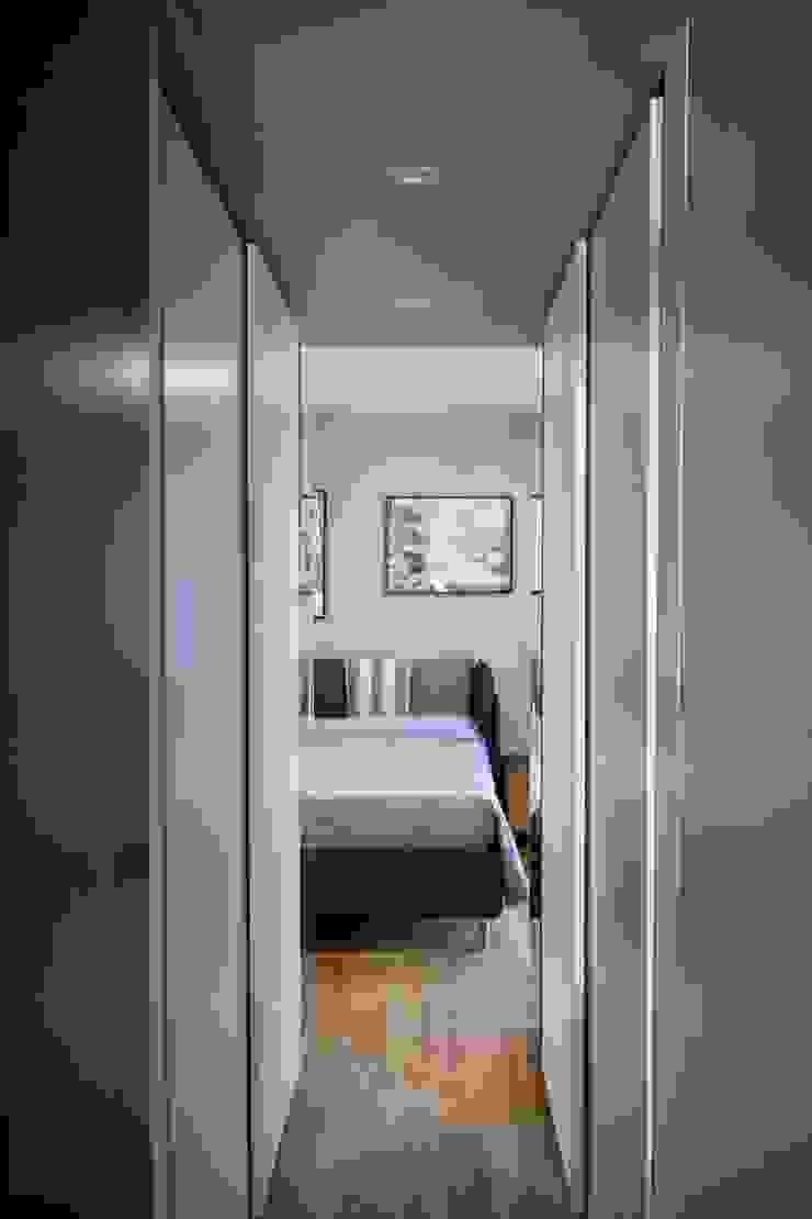 studioSAL_14 Modern Bedroom Wood White