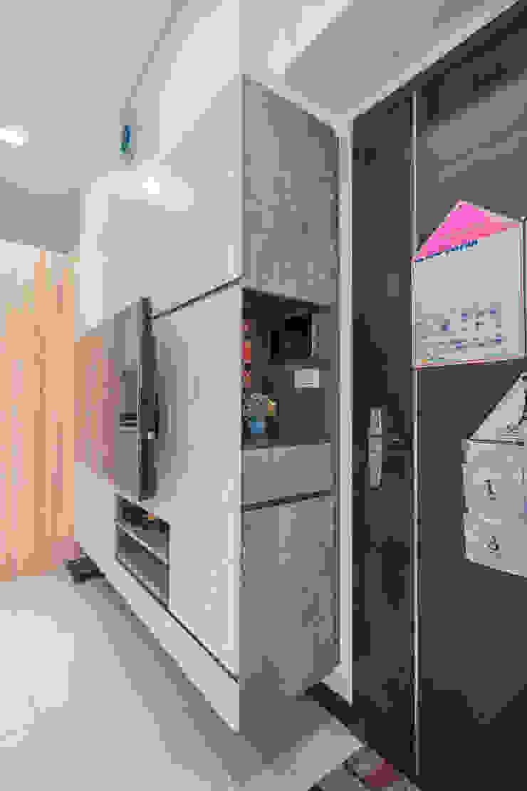 中壢-5米6溫馨樓中樓 根據 藏私系統傢俱