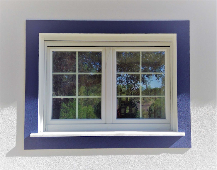 FENSTENERGY, LDA. uPVC windows White