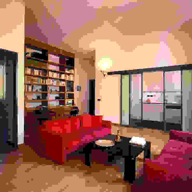 Studio di Architettura, Interni e Design Feng Shui Minimalist Oturma Odası