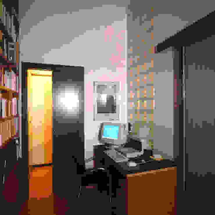 Studio di Architettura, Interni e Design Feng Shui Minimalist Çalışma Odası
