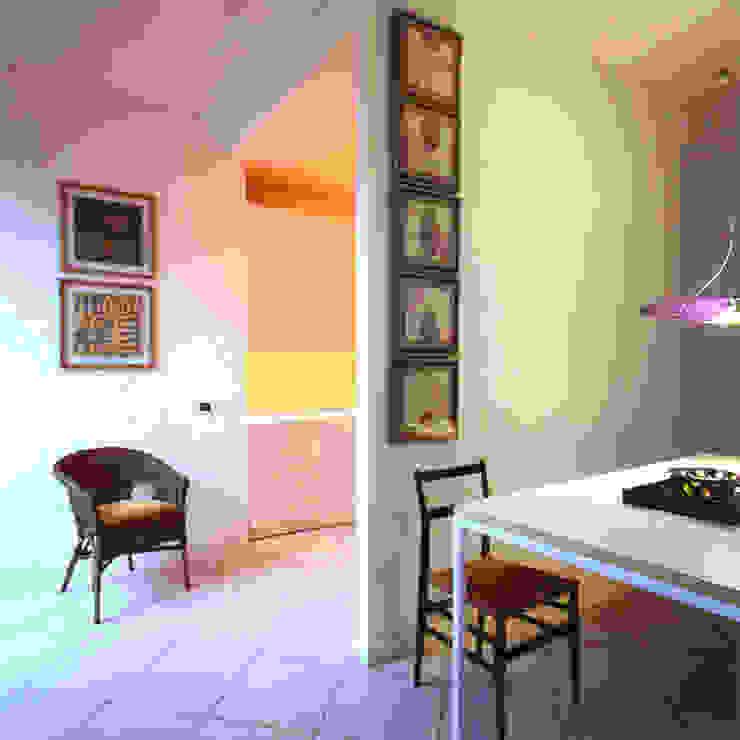 Studio di Architettura, Interni e Design Feng Shui Cocinas de estilo ecléctico
