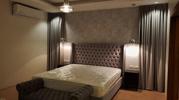 Casual Chic Geraldine Oliva Modern style bedroom
