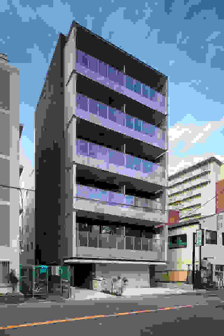 外観写真 の 株式会社 藤本高志建築設計事務所