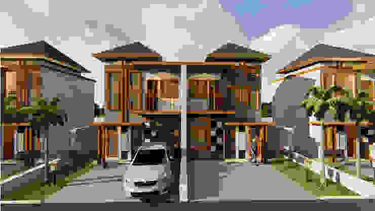 Green Ubud Oleh Fastetika Architecture Tropis