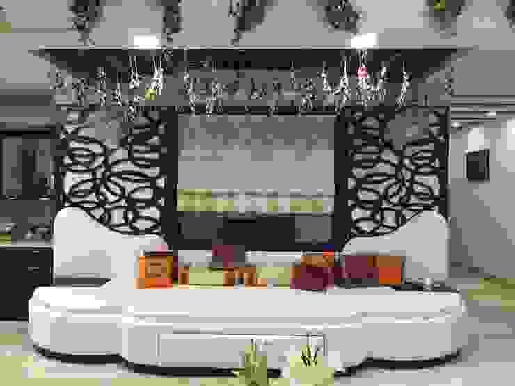 Kathkarma Interior Designers & Space planners Salones clásicos