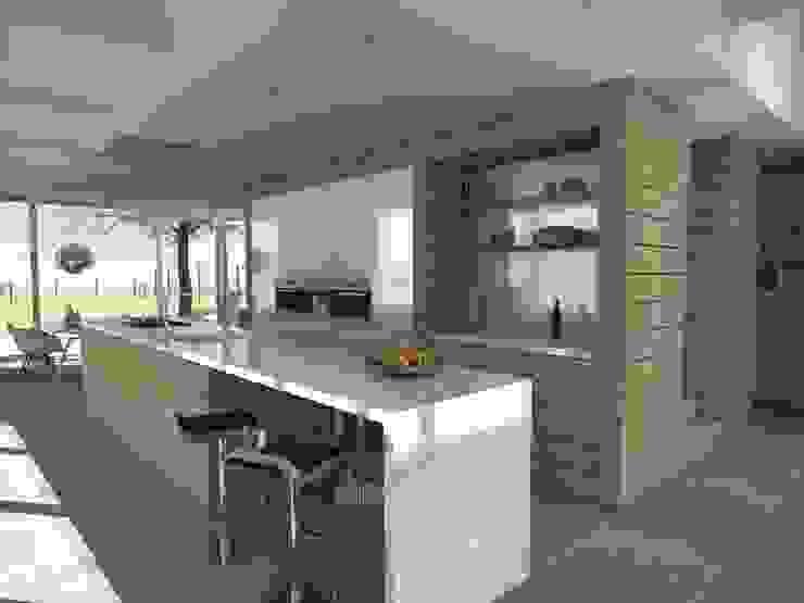 kookeiland van Studio FLORIS Modern