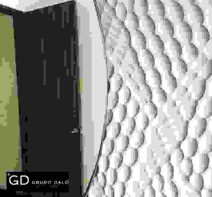 Modelo Dubai Anexos de estilo moderno de GRUPO DALÒ Moderno