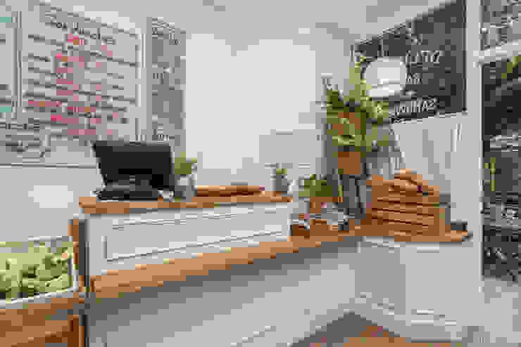 Loema Reformas Integrales Madrid Gastronomy Wood White